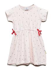 Davina - Dress - NUDE PINK