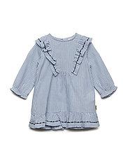 Drita - Dress - ZEN BLUE