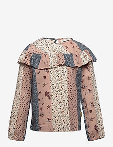 Rosana - Shirt - blouses & tunics - shade rose