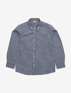 Rene - Shirt - NAVY