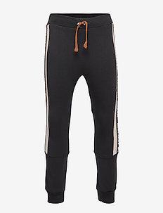 Godtfred - Jogging Trousers - BLACK