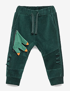 Grunk - Jogging Trousers - PINE GREEN