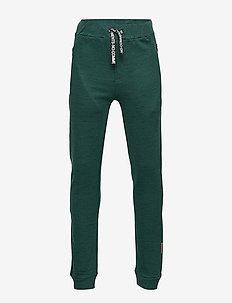 Guno - Jogging Trousers - PINE GREEN