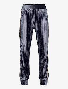 Taja - Trousers - trousers - navy
