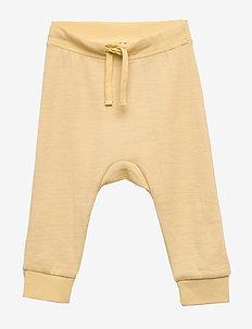 Golf - Jogging Trousers - BANANA