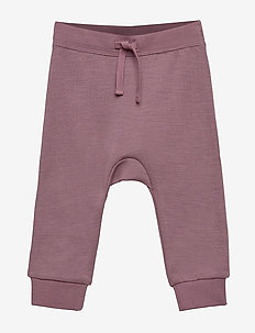 Golf - Jogging Trousers - PLUM
