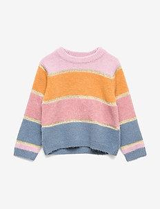Pearl - Pullover - strikkevarer - shade rose