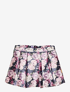 Neah - Skirt - nederdele - navy