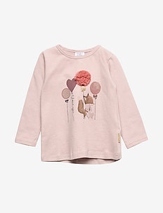Alma - T-shirt L/S - SHADE ROSE