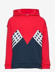 Sejr - Sweatshirt - RACING RED