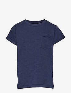 T-shirt - kurzärmelige - night blue