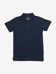 Asker - PoloShirt - NIGHT BLUE