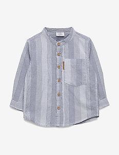 Robbie - Shirt - overhemden - blue moon