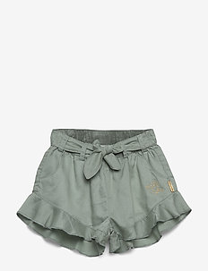 Helena - Shorts - szorty - jade green