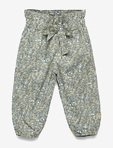 Tabita - Trousers - JADE GREEN