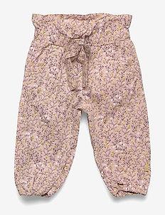 Tabita - Trousers - VIOLET ICE