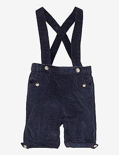 Shorts - overalls - blues