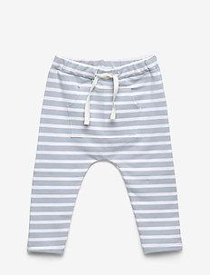Gill - Jogging Trousers - sweatpants - blue fog