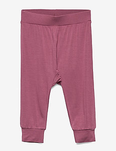Jogging trousers - sweatpants - grapes
