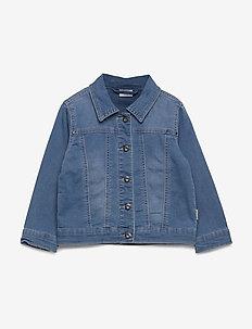 Elsa - Indoor Jacket - denimjakker - washed denim