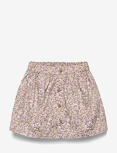 Norma - Skirt - skjørt - violet ice