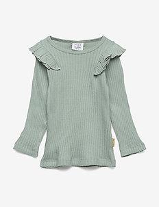 Alexia - T-shirt S/S - JADE GREEN