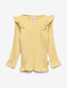 Alexia - T-shirt S/S - SUN DUST