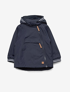 Obi - Jacket - shell jacket - navy