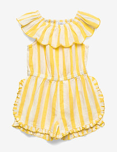 Margot - Jumpsuit - jumpsuits - lemon drop
