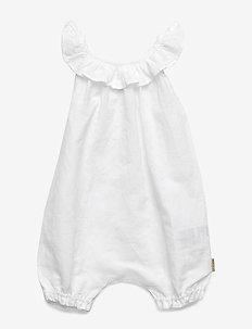 Marguerite - Romper - jumpsuits - white
