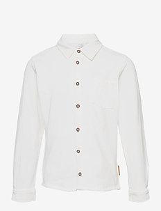 Rasmus - Shirt - shirts - white