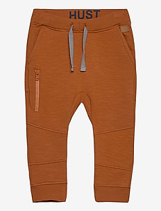 Georg - Jogging Trousers - trousers - terracotta