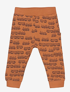 Gus - Jogging Trousers - hosen - terracotta
