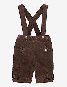 Hanibal - Shorts - overalls - chestnut