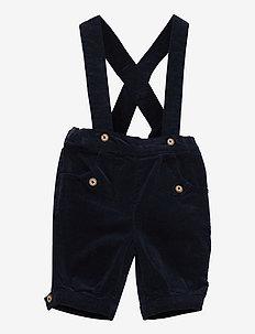 Hanibal - Shorts - overalls - navy