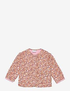 Ellinor - Indoor Jacket - light jackets - dusty rose