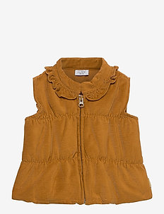Emmy - Indoor Jacket - bodywarmers - ochre