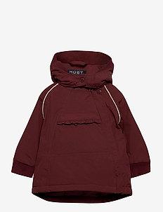 Obia - Jacket - jackets - mahogany