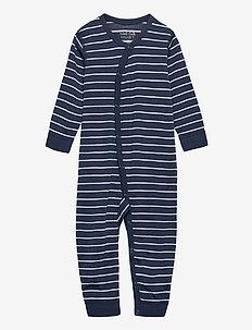 Mila - Nightwear - one-sie - blues