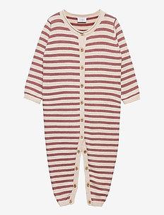 Malle - Jumpsuit - long-sleeved - burlwood