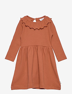 Danila - Dress - kjoler - rusty