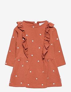 Delphina - Dress - dresses - rusty