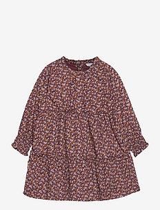 Denia - Dress - kjoler - wild plum