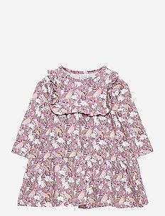 Danina - Dress - dresses - burlwood