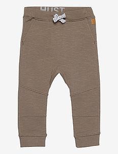 Georg - Jogging Trousers - jogginghosen - otter brown