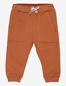 Gordon - Jogging Trousers - trousers - leather