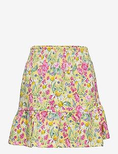 Nilea - Skirt - skirts - citron