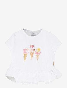 Athena - T-shirt - short-sleeved - white