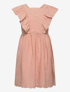 Katia - Dress - kleider - desert red