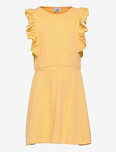 Dolores - Dress - kleider - citron